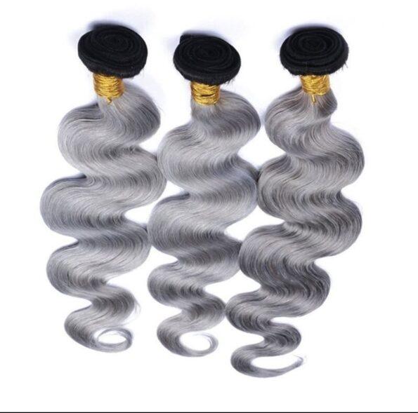 Grey Ombre 3 Bundles