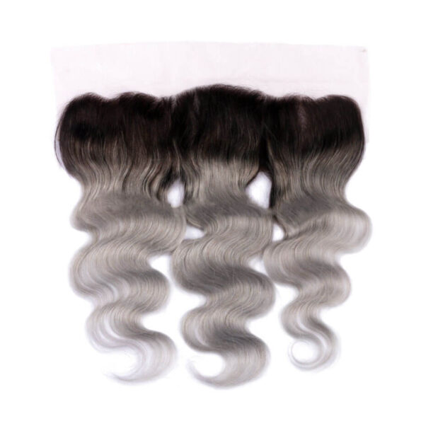 Grey Ombre Frontal_F